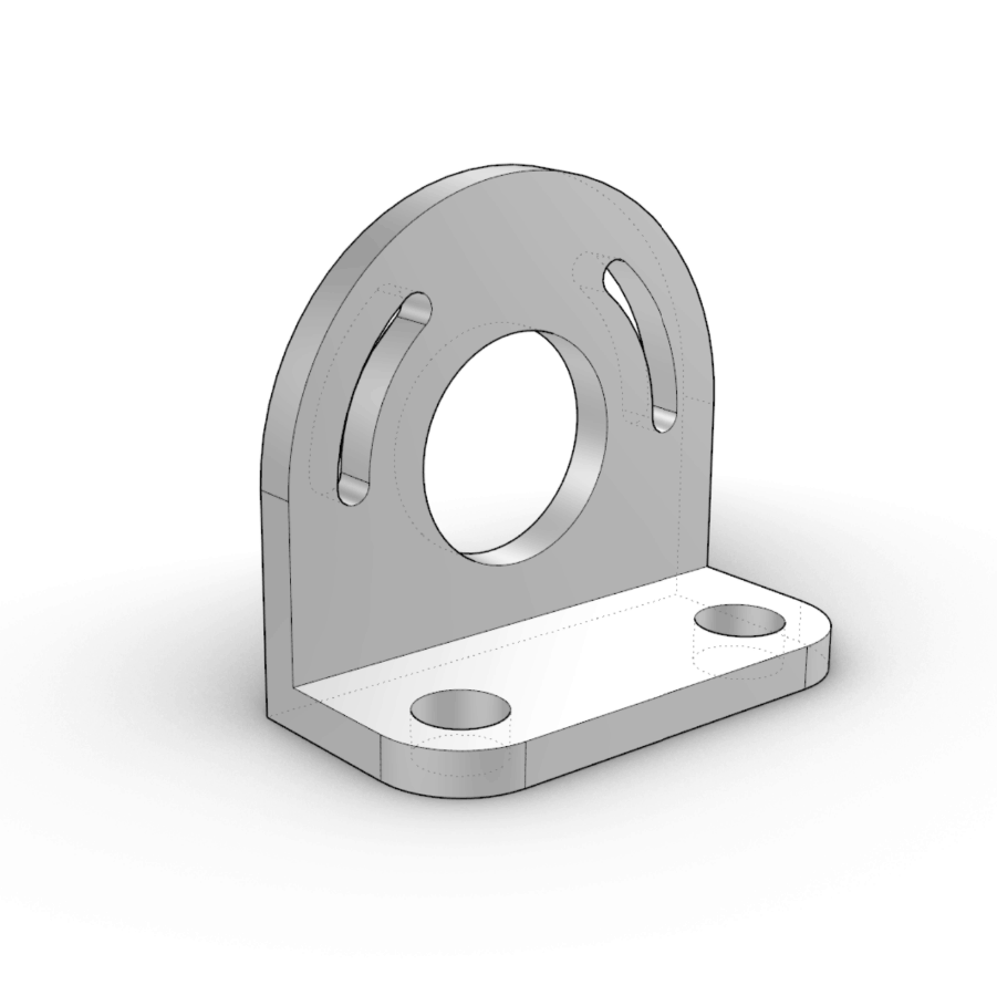 illustration of 3 Axis - Multiple Set-ups for cnc machining