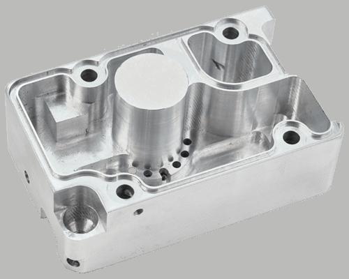 custom cnc machined part
