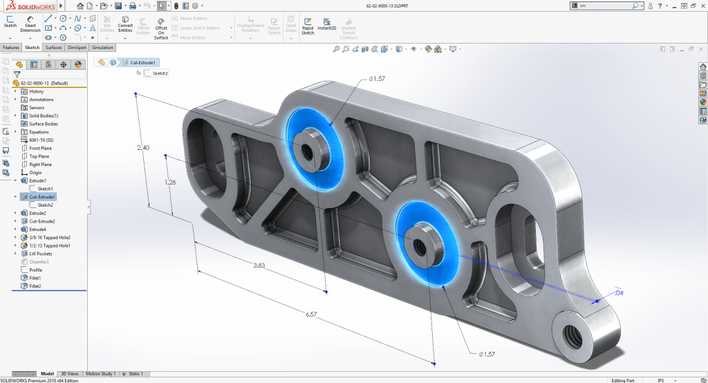 What's new in Solidworks 2020.