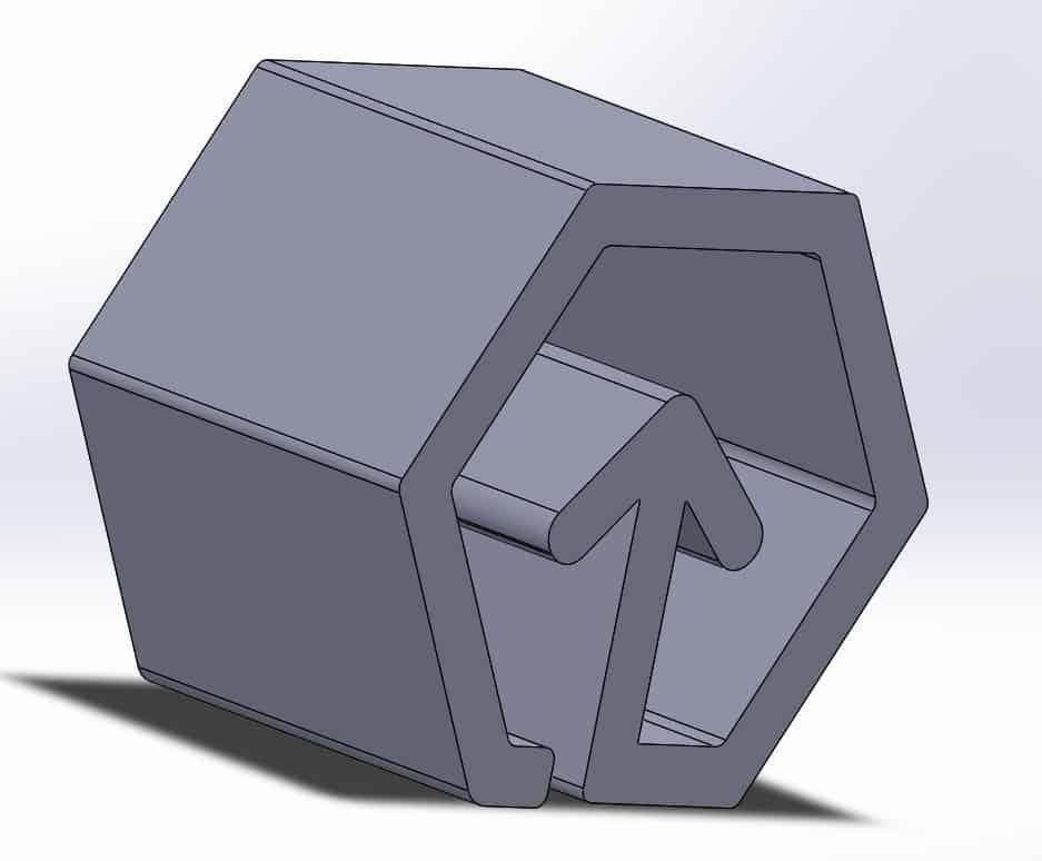 3D Geomiq Logo