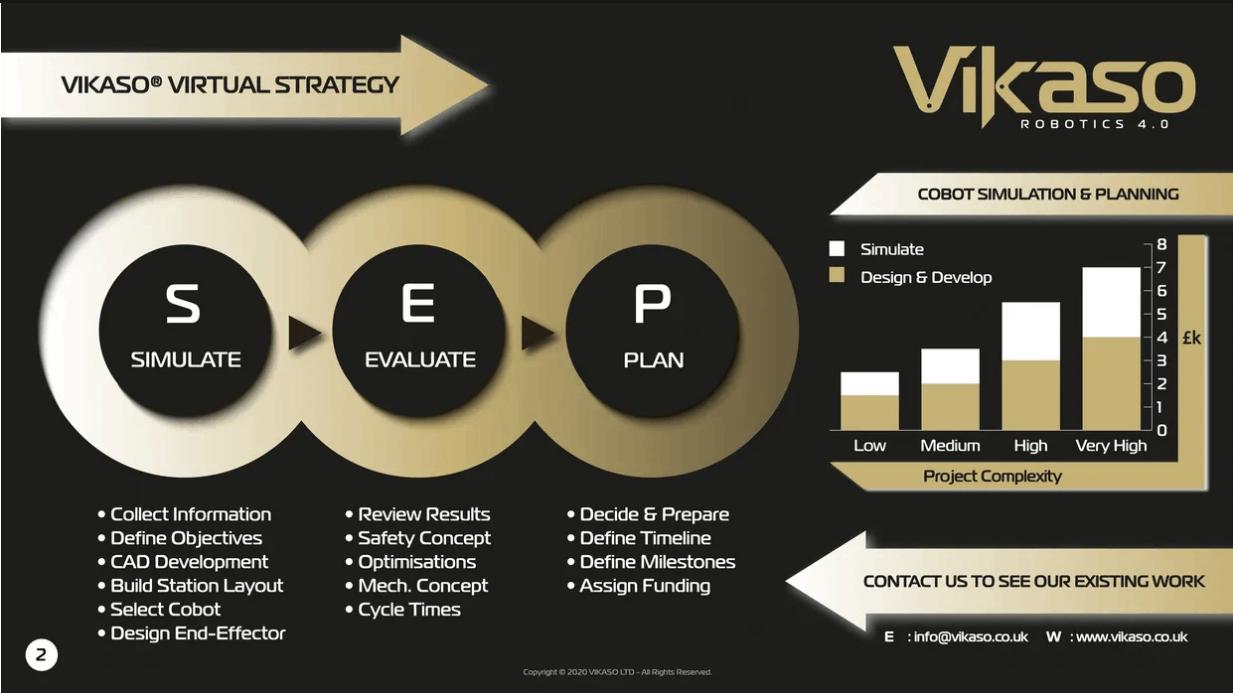 Vikaso Virtual Strategy document