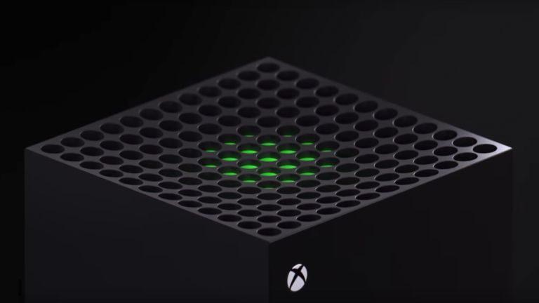 x-box console
