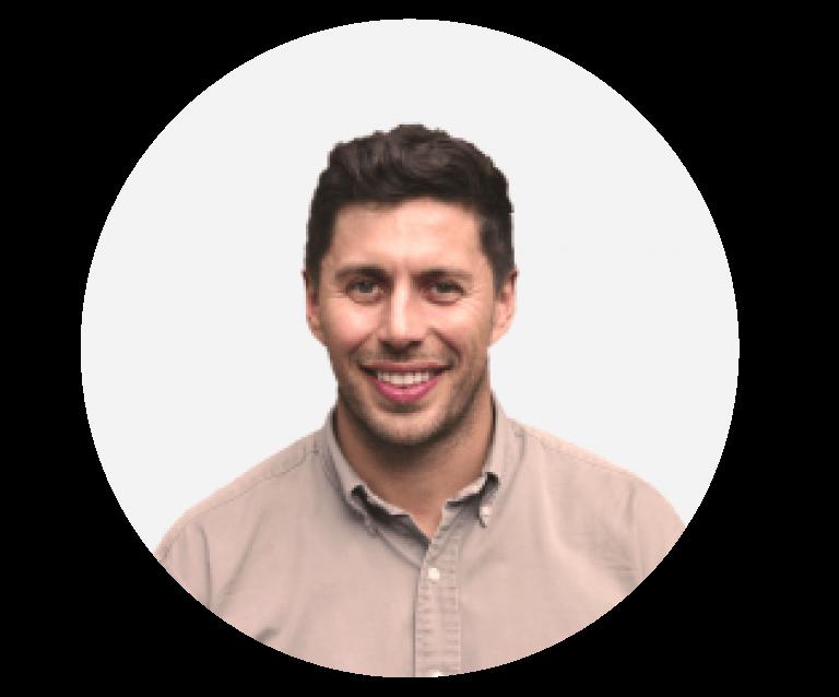Portrait of Geomiq CEO Sam Al-Mukhtar