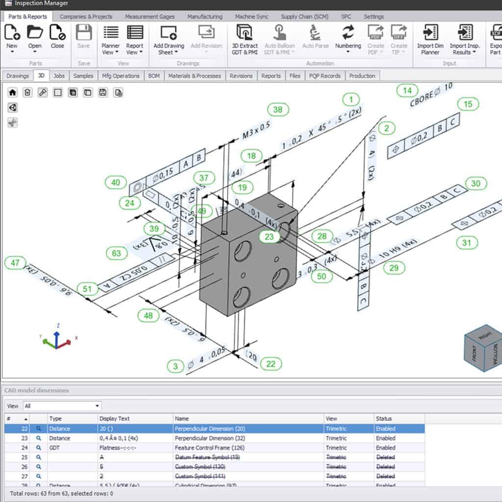 Sample custom inspection report